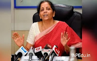 Good news for the real estate sector ... Nirmala Sitharaman