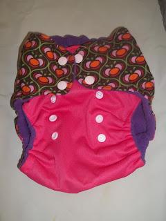 Canadian Cloth Shop diaper review