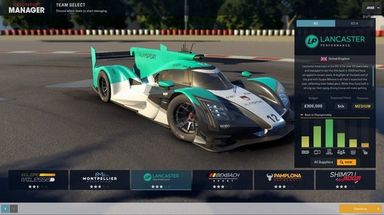 Motorsport Manager Endurance Series Pc Game Free Download