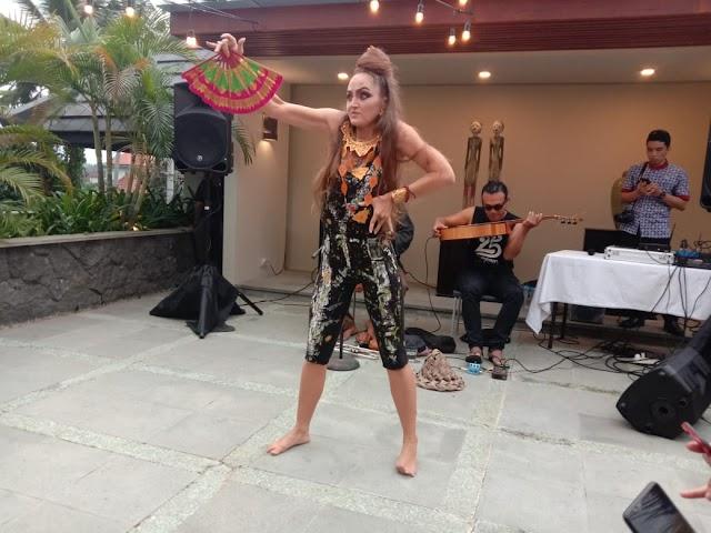 Seni Tari dan Kontempoler Membuat Anna Bogdanova Jatuh Cinta Indonesia