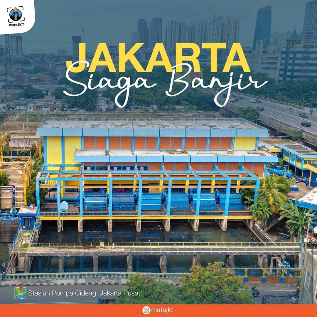 Meski Hujan Jakarta Tidak Banjir, Inikah yang Dilakukan Anies?