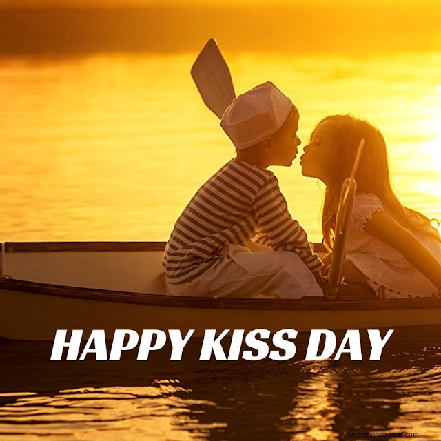 Happy Kiss Day 2019 Photos