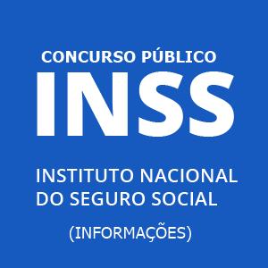 INSS concurso para contratação temporários e cargos efetivos