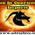Sun In Capricorn Impacts