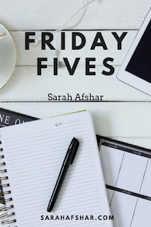 Friday Fives