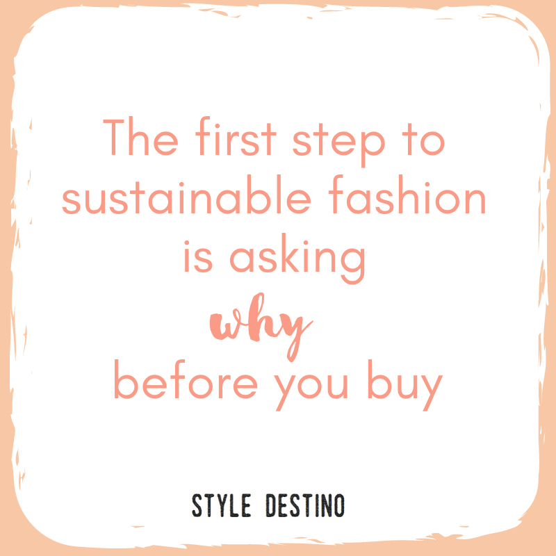 Sustainable Fashion Guide - What to do with my old clothes