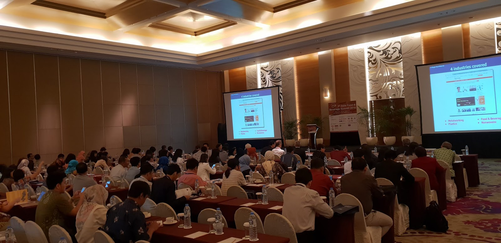 Food Bev Asia: Did you miss Asia Food and Beverage Summit 2018?