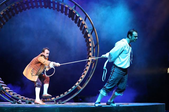 adana devlet tiyatrosu leonce ile lena