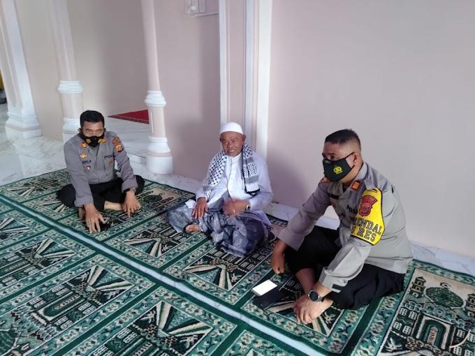 Polres Aceh Timur Serahkan Bantuan Sosial Ke Ponpes