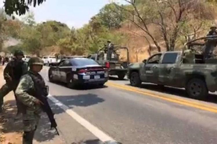 Enfrentamiento entre autodefensas deja dos muertos y tres heridos en Guerrero