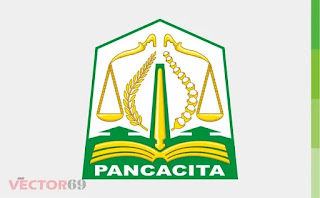 Logo Provinsi Aceh (Pancacita) - Download Vector File CDR (CorelDraw)