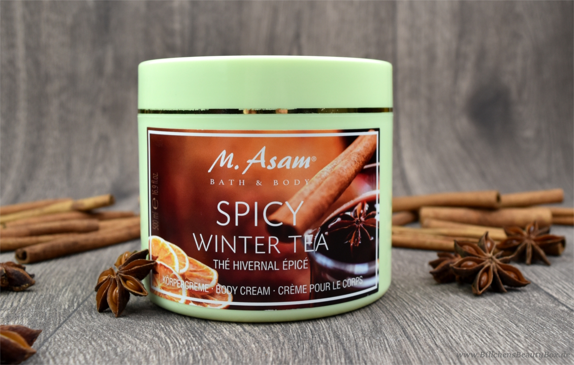 M. Asam - Spicy Winter Tea - Körpercreme