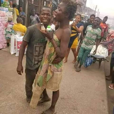 Photos: See How Mentally Challenged Couple Celebrated Their Valentine