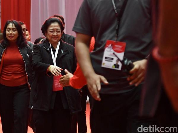 Sindiran Megawati ke Banyak Pihak Incar Kursi Presiden di KAMI