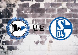 Arminia Bielefeld vs Schalke 04  Resumen y goles