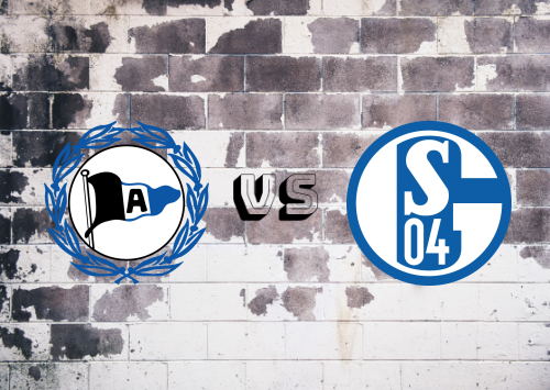Arminia Bielefeld vs Schalke 04  Resumen