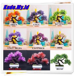 Bunga Bonsai Hiasan Ruangan