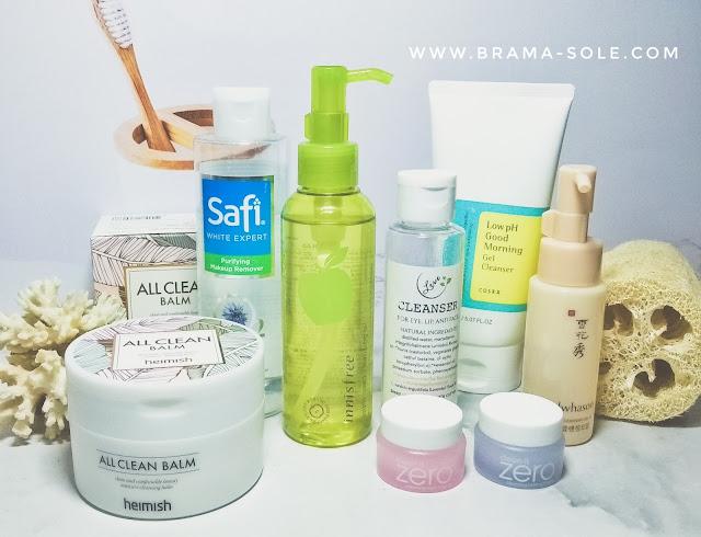 Produk Skincare Untuk Double Cleansing Yang Aman Untuk Bumil dan Busui