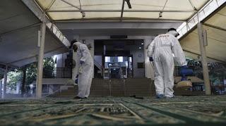 Dalam 24 Jam, Ada 113 Warga Iran Meninggal karena Virus Corona