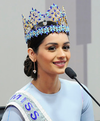 Manushi Chhillar Wiki, Height, Weight, Age, Husband, Family and Biography