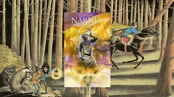 Kitap Yorumu: C. S. Lewis - Prens Caspian (Narnia Günlükleri - 4. Kitap)