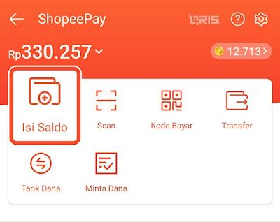 Cara Isi Saldo (Top Up) ShopeePay di Alfamart Paling Mudah dan Cepat