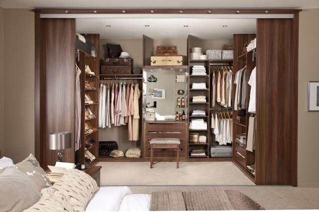 simple bedroom closet design ideas