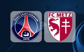 مشاهدة مباراة باريس سان جيرمان وميتز