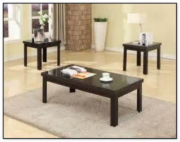 COFFEE TABLE DI WALMART