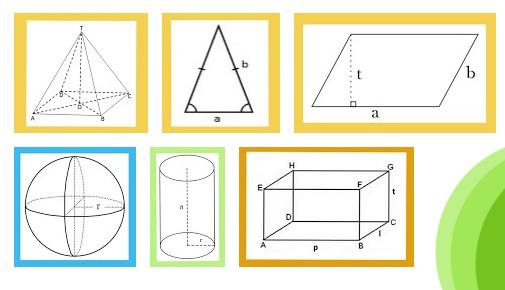 Tugas Matematika Anak SD 2019 ~ Pengertian, Nama dan Bentuk Bangun Ruang