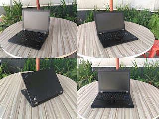 laptop lenovo thinkpad t410 bekas
