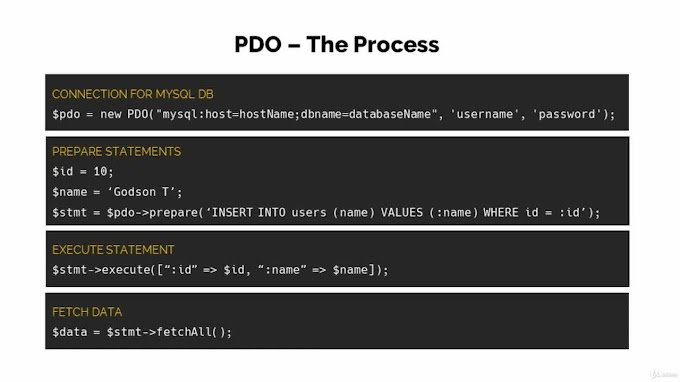 Learn PDO By Creating A CRUD Website (PHP & MySQL)