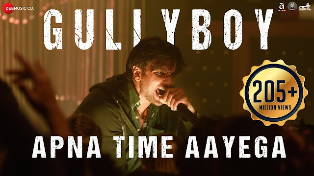 apna time aayega lyrics in english
