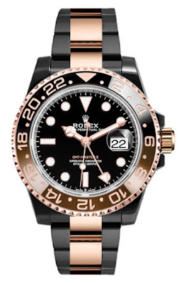 """Pajak Rolex GMT-Master-II-126711CHNR–""""Root Beer""""-Box-Cert-2018-RM56,000"""