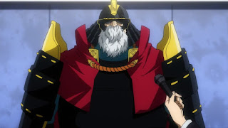 ヒロアカ | ヨロイムシャ Yoroi Musha | 僕のヒーローアカデミア プロヒーロー | My Hero Academia | Hello Anime !