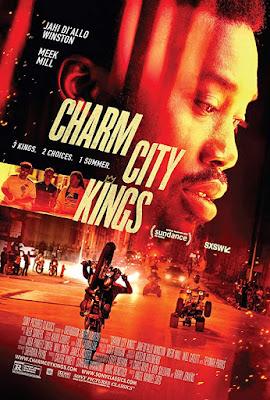 Charm City Kings Movie Starring Teyonah Parris, Milan Ray, Jahi Di'Allo Winston, Meek Mill