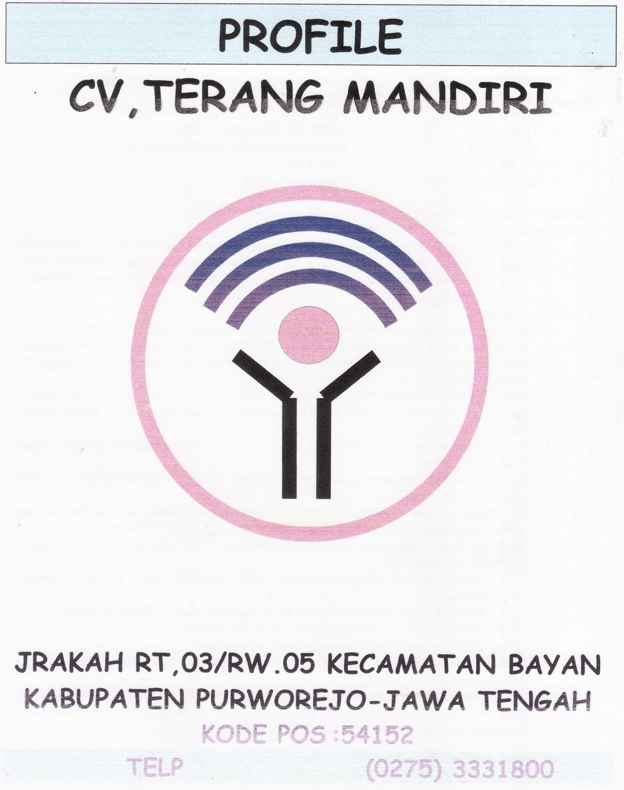 Contoh Company Profile Usaha Dagang Contoh Oi