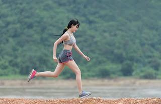 run or walk to lose weight