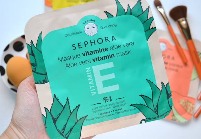 Sephora Collection Vitamin Masks Review