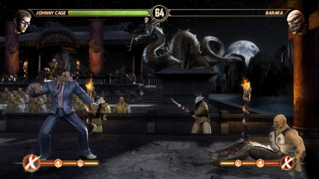 Download Mortal Kombat 9 Komplete Edition PC Gameplay