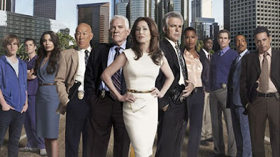 The ever expanding cast of Major Crimes