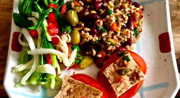 One-Week Macrobiotic Meal Plan (Vegan) | Free Printable