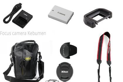 Mau Beli Aksesoris DSLR yang Dekat? Fokus Camera Kebumen Jual Aksesoris Kamera Digital DSLR
