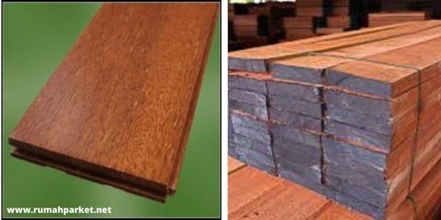 karakteristik kayu merbau