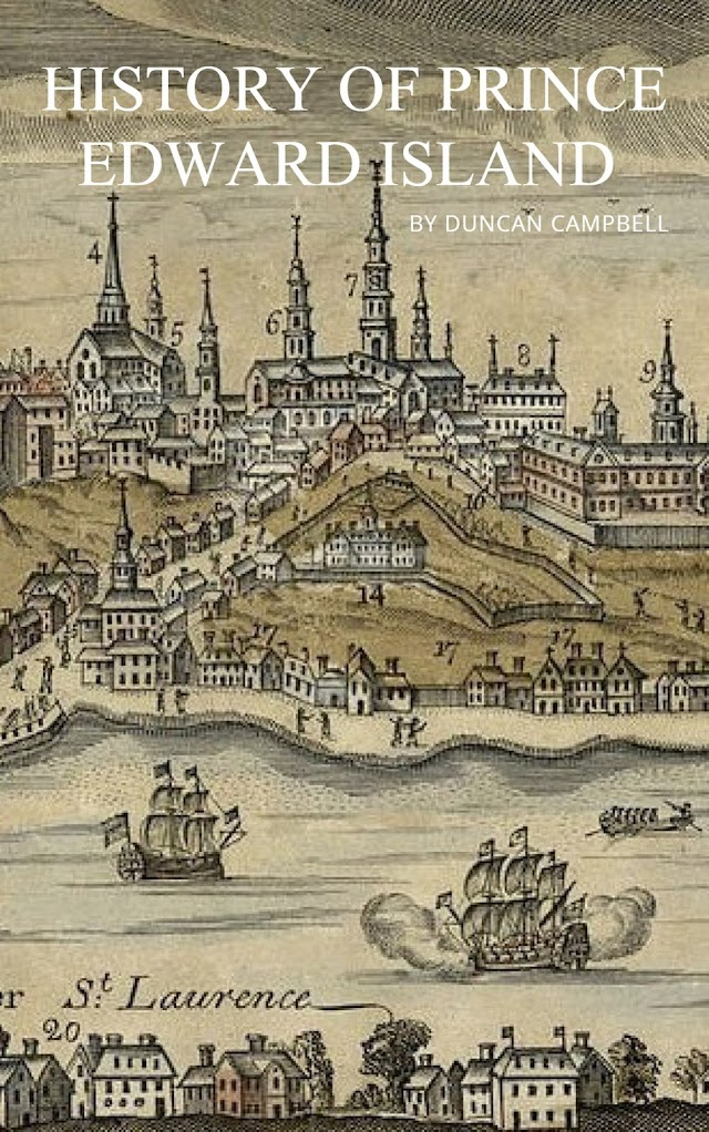 History of Prince Edward Island (Part 1)