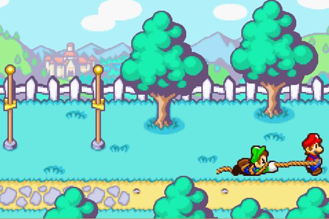 Mario & Luigi: Superstar Saga - Español - Captura 3