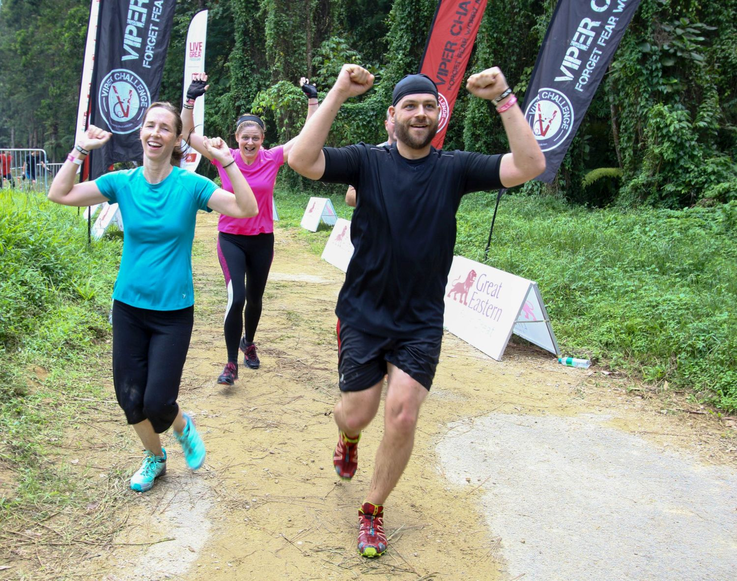Great Eastern Viper Challenge Series At Genting Highlands