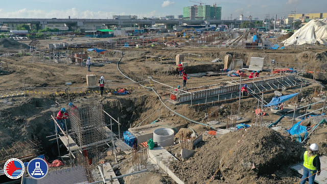 LRT-1 Cavite Extension Project Now More Than Halfway to Completion