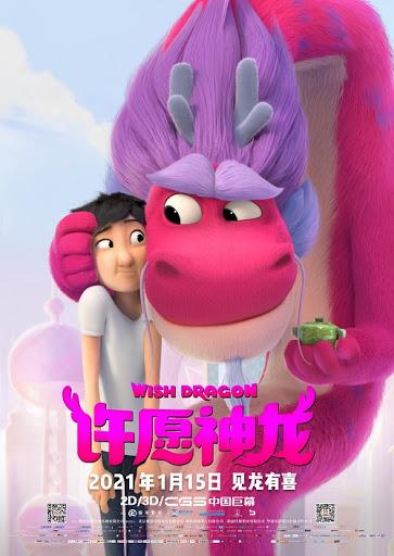 Wish Dragon (2021) Dual Audio Hindi ORG 300MB NF Web-DL 480p ESubs