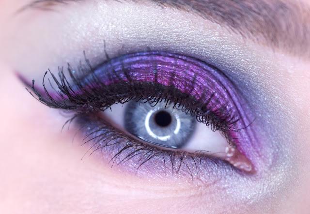 makeup revolution mermaids vs unicorns eye makeup